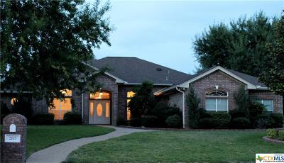 Harker Heights Single Family Home For Sale: 2127 Grizzly