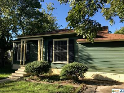 Killeen Single Family Home For Sale: 1607 N 22nd