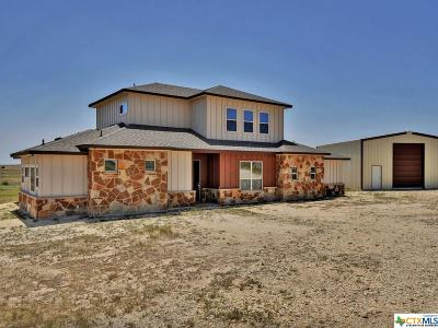 Burnet County Single Family Home For Sale: 714 County Road 212a