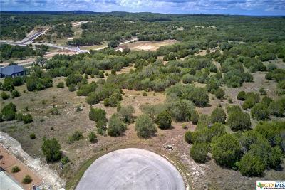 Canyon Lake Residential Lots & Land For Sale: 1125 Presidio