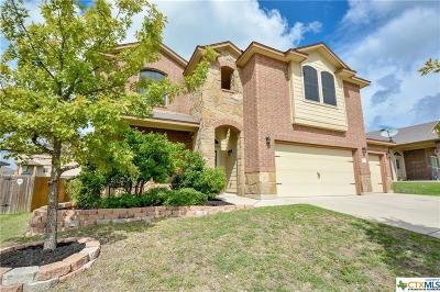 Copperas Cove Single Family Home For Sale: 2203 Terry Dr Drive