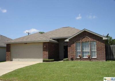 Harker Heights, Killeen, Temple Rental For Rent: 1618 Bent Oak