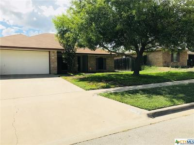 Killeen TX Single Family Home For Sale: $138,855