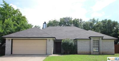 Harker Heights Single Family Home For Sale: 2004 Theresa Circle