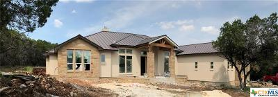 New Braunfels Single Family Home For Sale: 27354 Felswand Parkway