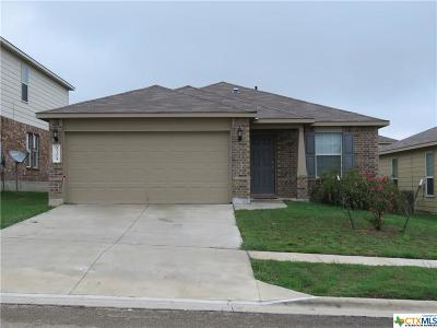 Killeen Single Family Home For Sale: 9304 Sandyford Court