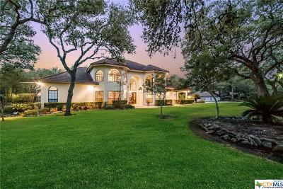 San Antonio Single Family Home For Sale: 2318 Estate Gate Dr