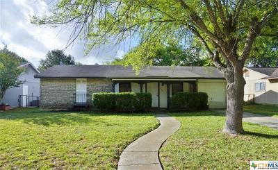 Schertz Single Family Home For Sale: 316 Judith Ann Drive