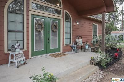 Wimberley Single Family Home For Sale: 300 Frontier