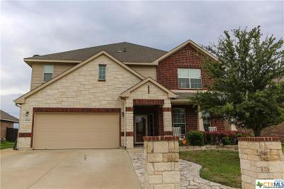 Killeen Single Family Home For Sale: 6006 Flat Slate