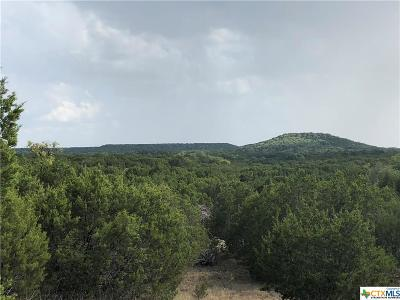 Copperas Cove Residential Lots & Land For Sale: Tbd Tract 6 Duncan Ranch Estates