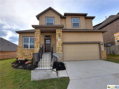 New Braunfels Single Family Home For Sale: 619 Hidden View