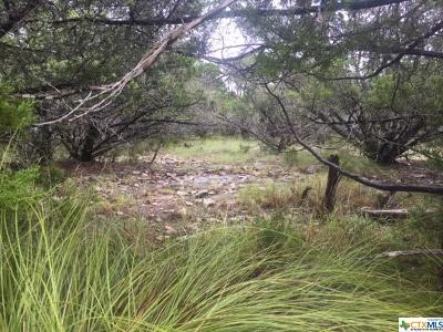 Canyon Lake Residential Lots & Land For Sale: 1189, 1203 & Lot K Cattail