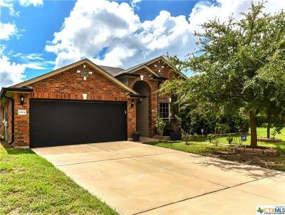Killeen Single Family Home For Sale: 6104 Charlotte Lane