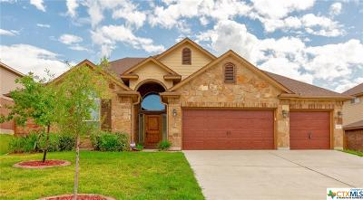 Harker Heights TX Single Family Home For Sale: $270,000