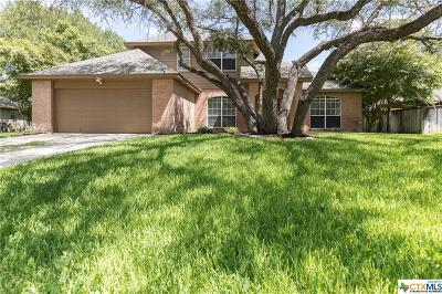 Harker Heights Single Family Home For Sale: 1809 McGinnis Court