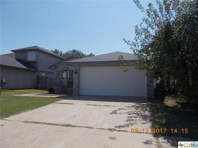 Harker Heights, Killeen, Temple Rental For Rent: 2216 Garrett