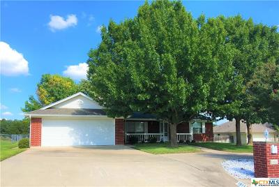 Lampasas Single Family Home For Sale: 1911 Yellowstone Drive