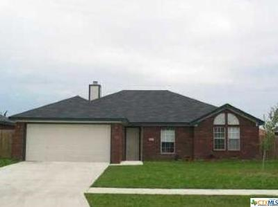 Harker Heights, Killeen, Temple Rental For Rent: 4405 Maggie Drive