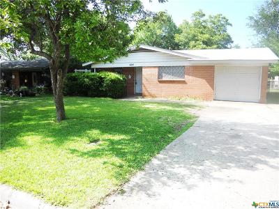 Temple, Belton Single Family Home For Sale: 405 E Walker