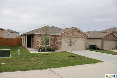 Jarrell Single Family Home For Sale: 112 Barney #11B