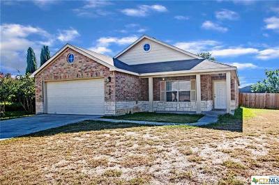 Harker Heights, Killeen, Temple Rental For Rent: 3208 Crescent