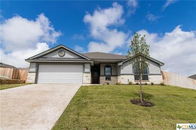 Harker Heights TX Single Family Home For Sale: $272,500