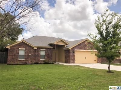 Harker Heights Single Family Home For Sale: 1501 Aztec Trace