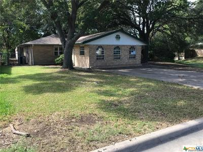 Temple Single Family Home For Sale: 3209 Keller Road