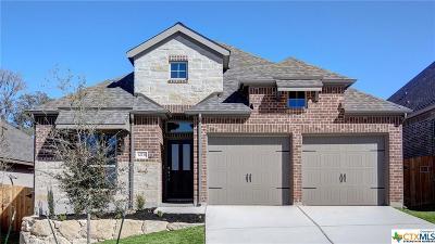 San Antonio Single Family Home For Sale: 12711 Hellas Ranch
