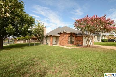 Killeen Single Family Home For Sale: 2607 Armadillo Drive