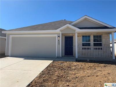 New Braunfels Single Family Home For Sale: 457 Moonvine Way