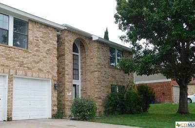 Copperas Cove Single Family Home For Sale: 508 Red Oak Drive