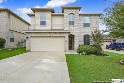 San Antonio Single Family Home For Sale: 124 Nesting Canyon