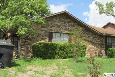 Temple Single Family Home For Sale: 5210 Davy Crockett