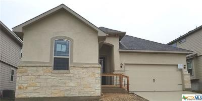 New Braunfels Single Family Home For Sale: 2927 Nicholas Cove