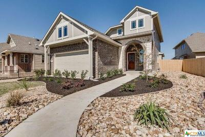 San Marcos Single Family Home For Sale: 627 Stampede