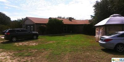 Kempner Single Family Home For Sale: 3191 Lois Lane