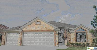 Killeen Single Family Home For Sale: 7707 Obsidian Drive