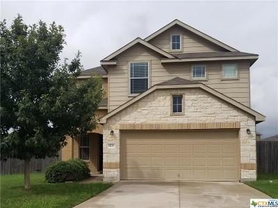 Killeen Single Family Home For Sale: 901 Draco