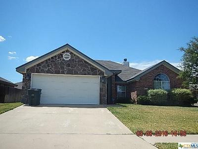 Harker Heights, Killeen, Temple Rental For Rent: 3003 Lavender Lane