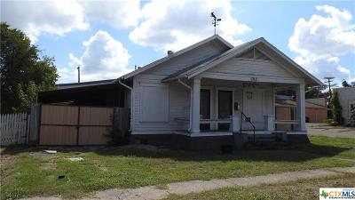 Temple Single Family Home For Sale: 1213 W Avenue G