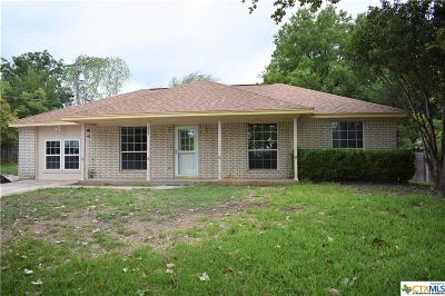 Lampasas Single Family Home For Sale: 302 N Willis