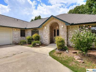 New Braunfels Single Family Home For Sale: 2246 S Abbey Loop