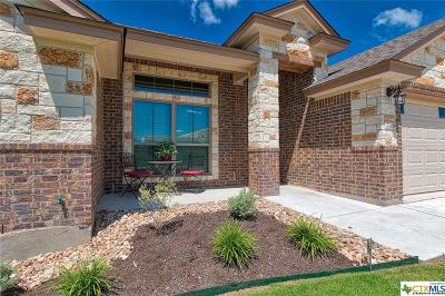 Killeen Single Family Home For Sale: 7709 Obsidian Drive