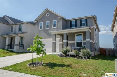 New Braunfels Single Family Home For Sale: 4265 Gale Meadows