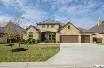 New Braunfels Single Family Home For Sale: 863 Boomerang Court