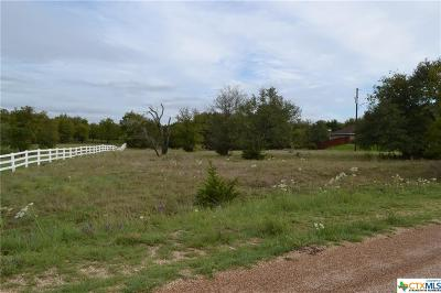 Kempner Residential Lots & Land For Sale: Lot 37a Block 1 Lampasas River Place