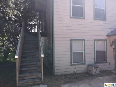 San Marcos Rental For Rent: 519 W Hutchison #C