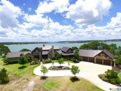 Comal County Single Family Home For Sale: 110 Spiritual Pass